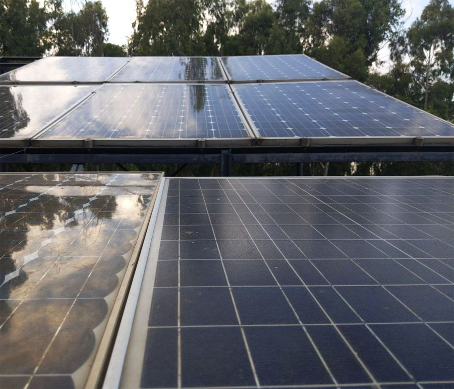 Solar Power System Installation